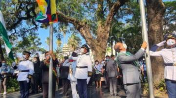 """Gobierno acusa a Camacho de organizar un nuevo """"golpe"""" y procesará a dos mujeres por la whipala"""