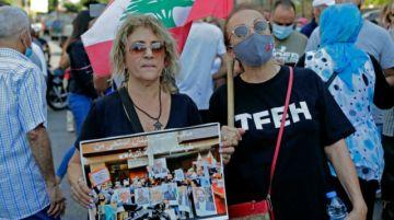 Suspenden la investigación sobre la explosión en el puerto de Beirut