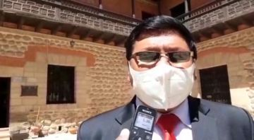 Alcalde de Potosí pide al gobierno central que actúe de inmediato para preservar el Cerro Rico
