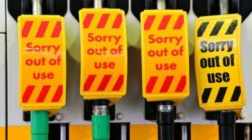 Trabajadores esenciales, preocupados por la escasez de carburante en el Reino Unido