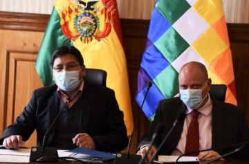 Bolivia y Perú realizan reuniones preparatorias rumbo al gabinete binacional