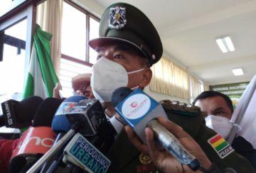 Coronel dado de baja: 'Antes de ser policía, soy un ciudadano más de Bolivia. Estoy cansado de ver tantas anormalidades'