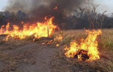 El Comando de la Policía instruye patrullajes preventivos ante amenaza de incendio forestales 'provocados'