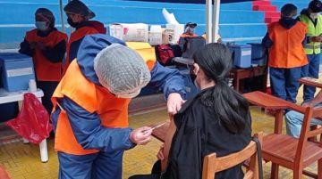 Sedes informa que Potosí se aproxima al 50 por ciento de vacunación con primeras dosis