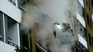 Dieciséis heridos por una explosión sospechosa en un edificio de Gotemburgo, en Suecia