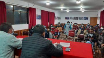 Cívicos plantean juicio contra autoridades por daño del Cerro Rico