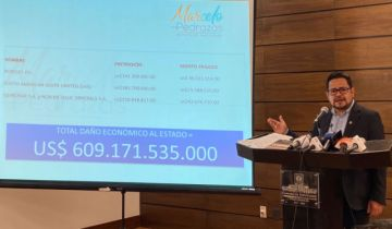 Diputado de CC culpa a la Procuraduría por daño de $us609 millones al Estado y la tilda de 'inservible'
