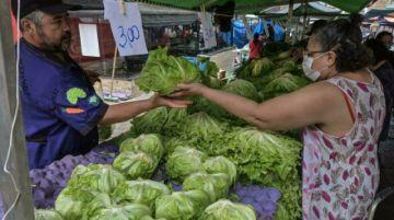El alza de los alimentos golpea a los brasileños más vulnerables