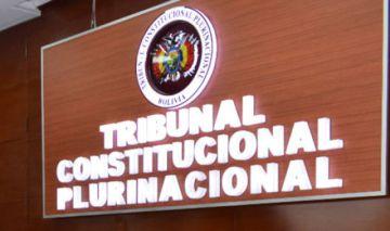 TCP ratifica rechazo a demanda que pedía anular la sentencia sobre reelección indefinida
