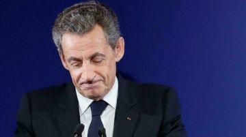 El expresidente francés Sarkozy, culpable de financiación ilegal de campaña