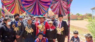 Destacan el apoyo para el desarrollo de las clases presenciales en municipio de Ckochas