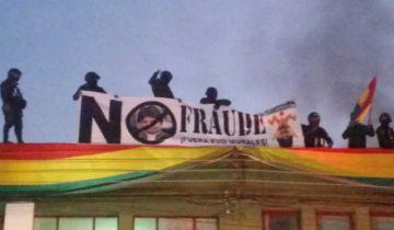 La Paz: Dan de baja a un mayor de la Policía por su participación en el motín policial de 2019