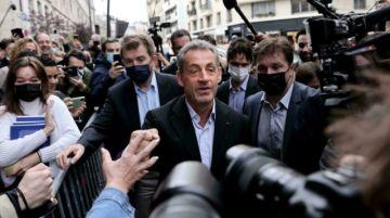 """""""La gente no es tonta"""", afirma expresidente francés Sarkozy, condenado por financiación ilegal de campaña"""