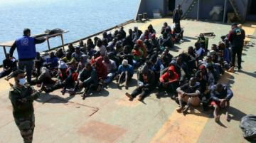 """Reportan el desarrollo de operación """"antidroga"""" dirigida principalmente a migrantes en Libia"""