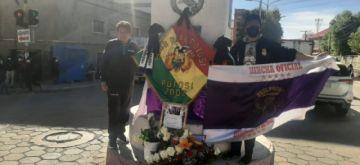 Triple luto en Potosí: Samuel Blanco ha muerto
