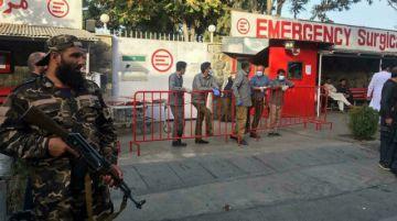 Al menos dos muertos en una explosión cerca de una mezquita en Kabul