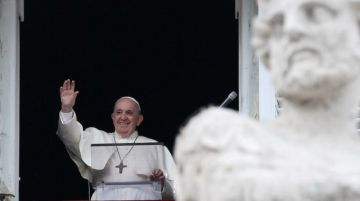 """El Papa lamenta la """"terrible explosión de violencia"""" en una cárcel de Ecuador"""