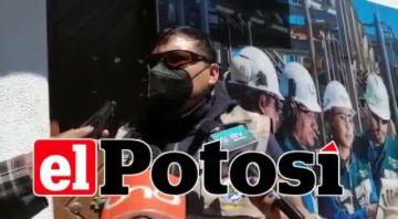 Prevén entregas viales para el aniversario departamental de Potosí