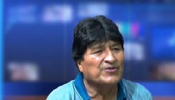 Evo Morales convoca a sus bases para una movilización el 12 de octubre