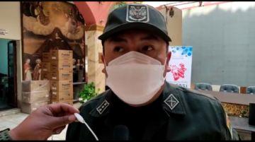 Seguridad ciudadana cuenta con 3.5 millones de Bolivianos para equipar a la Policía