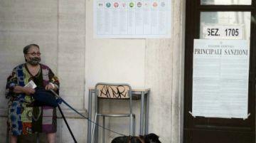 La nieta de Mussolini figura entre los candidatos más votados en las municipales de Roma