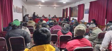 Comcipo en Potosí define paro cívico y marcha para el lunes