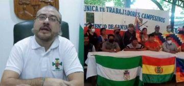 Cívicos ratifican paro nacional el 11 de octubre