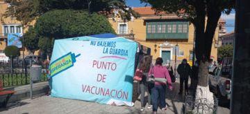 Arranca la campaña masiva de vacunación en Potosí
