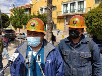 Depredadores del Cerro Rico dicen que no acatarán el paro cívico