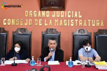 "Aparecen 180 expedientes de procesos a jueces que estaban ""extraviados"""