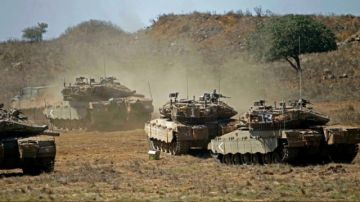 Un ataque aéreo israelí mata a nueve personas en el centro de Siria