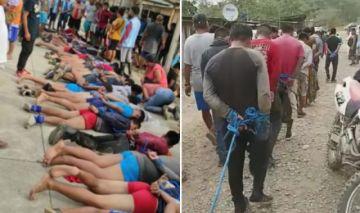 Detención de varios jóvenes acusados de avasallamiento generó tensión en el norte paceño
