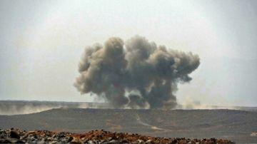 Más de 180 rebeldes muertos en nuevos ataques en Yemen