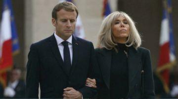 """El presidente francés despide al """"último héroe"""" de los Compañeros de la Liberación"""