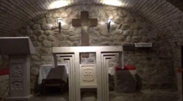 Siga la misa desde el templo de La Merced