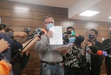 CC pide abrogar Ley de Estrategia Contra la Legitimación y el Gobierno niega que se busque afectar a la población