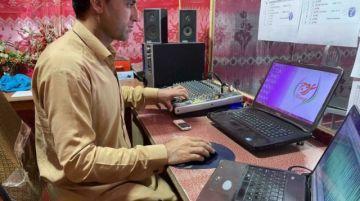 Una radio en Afganistán está limitada a difundir programas religiosos