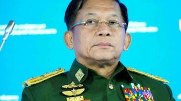 El jefe de la junta militar de Birmania fue excluido de la cumbre de la ASEAN