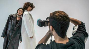 Una agencia de modelos al asalto de la moda en Egipto pese a los prejuicios
