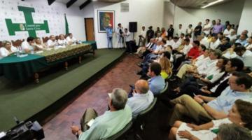Bloque de Unidad apoya movilizaciones de sectores que exigen al Gobierno abrogar la Ley 1386