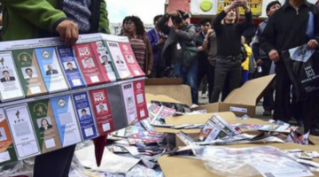 """Reporte ANF: Tres instituciones """"tumbaron"""" el caso fraude e implantaron retórica del """"golpe de Estado"""""""