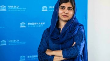 Nobel de la Paz Malala insta a talibanes a permitir regreso de niñas a la escuela