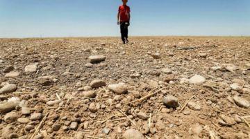 El cambio climático castiga doblemente a Oriente Medio