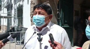 Gobernador informará acerca del aeropuerto, el hospital para Potosí y la fábrica de cemento