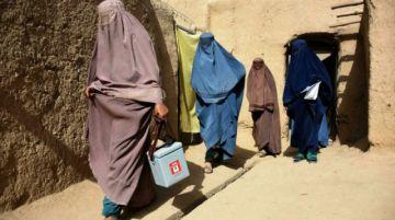 Afganistán lanzará en noviembre una campaña antipolio