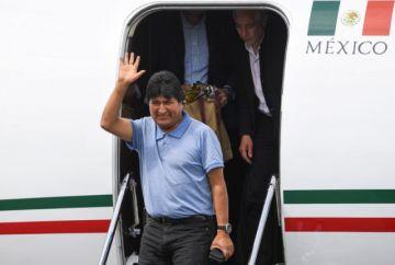 Morales: fallo del TCP dice que en Bolivia hubo un golpe; Jorge Quiroga reacciona