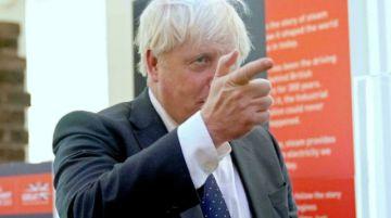 """Johnson vende su """"revolución verde"""" en busca de inversiones multimillonarias"""