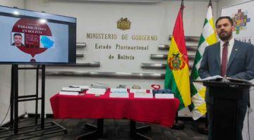 Gobierno afirma que implicados en magnicidio de Haití estuvieron en Bolivia en 2020 y que su objetivo era Arce