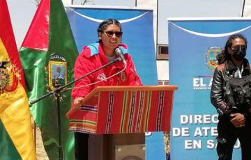 Copa dice que el alteño merece un trato más justo y espera que Arce cumpla el sueño de desarrollo