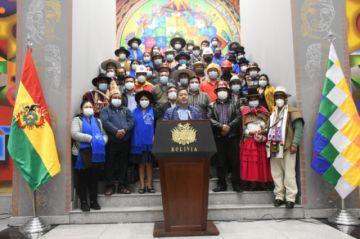 La COB y el Pacto de Unidad ratifican el estado de emergencia en defensa del gobierno de Arce